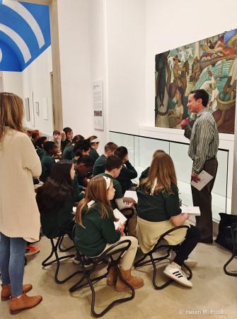 Instructional Art classes