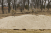 Sand Hills on a s...