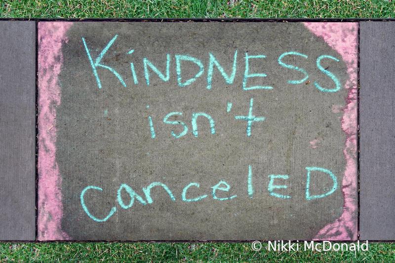 Kindness Isn