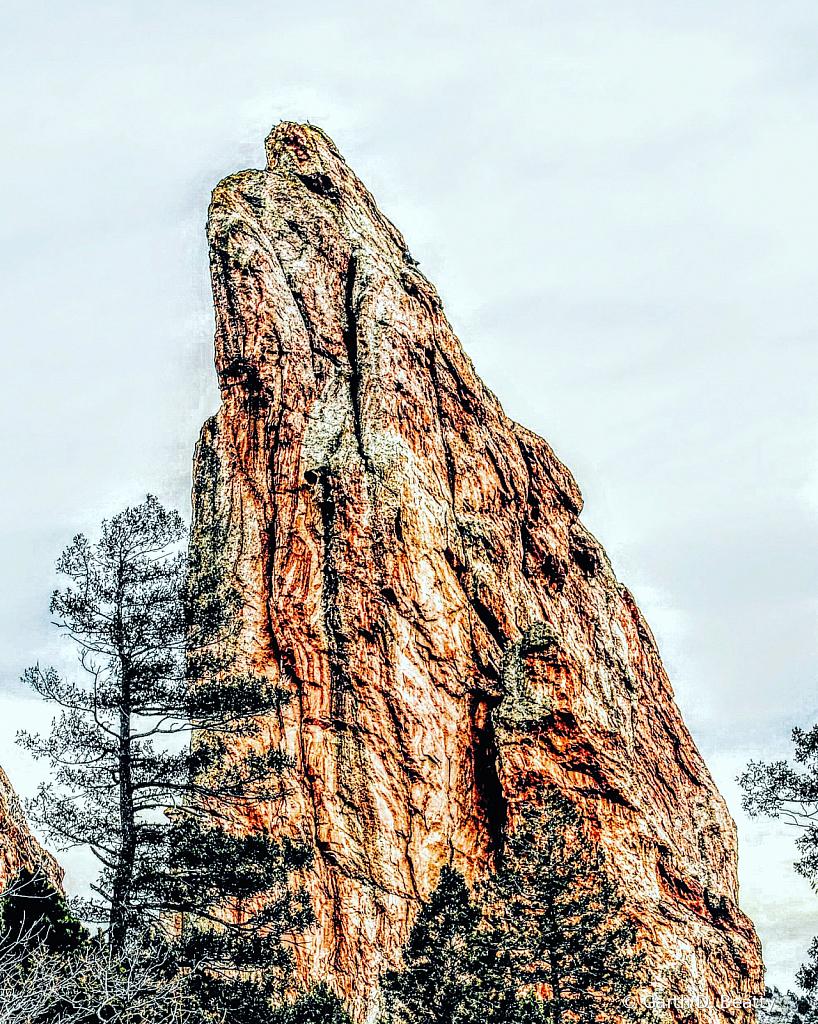 Colorado Red Rock