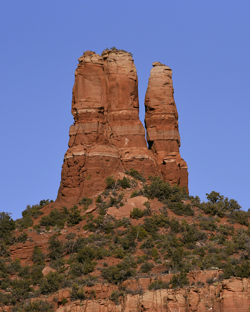 Red Rock Formation at Sedona - ID: 15813083 © William S. Briggs