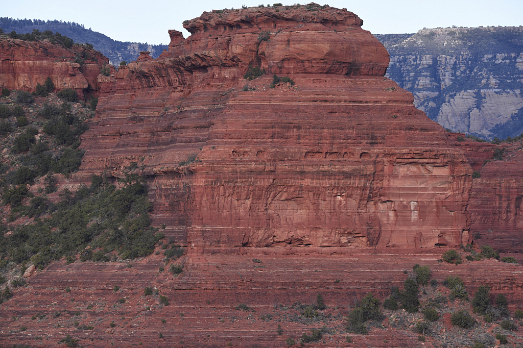 Formations at Sedona, AZ II - ID: 15813087 © William S. Briggs