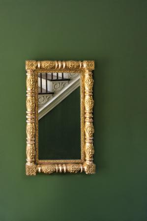 Stepping Through a Mirror