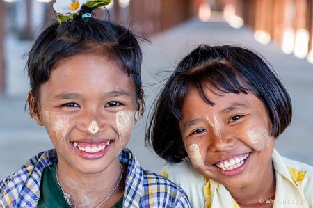 Children Joying