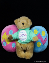 Easter Teddy