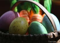 Sunny Side Easter Eggs