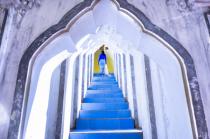 Bagoda Cave and Human