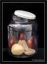 Pears in s Jar