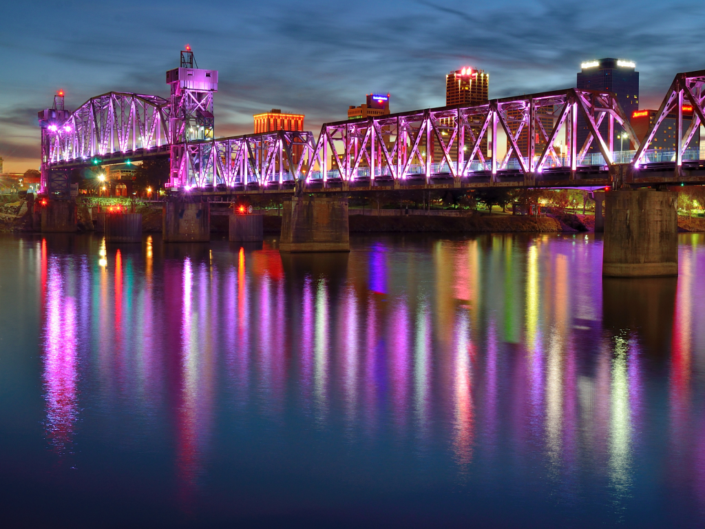 Junction Bridge - Website - ID: 15815512 © Larry L. Redmon