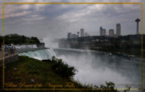The Raw Power of Niagra Falls