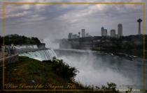 The Raw Power of Niagra Falls