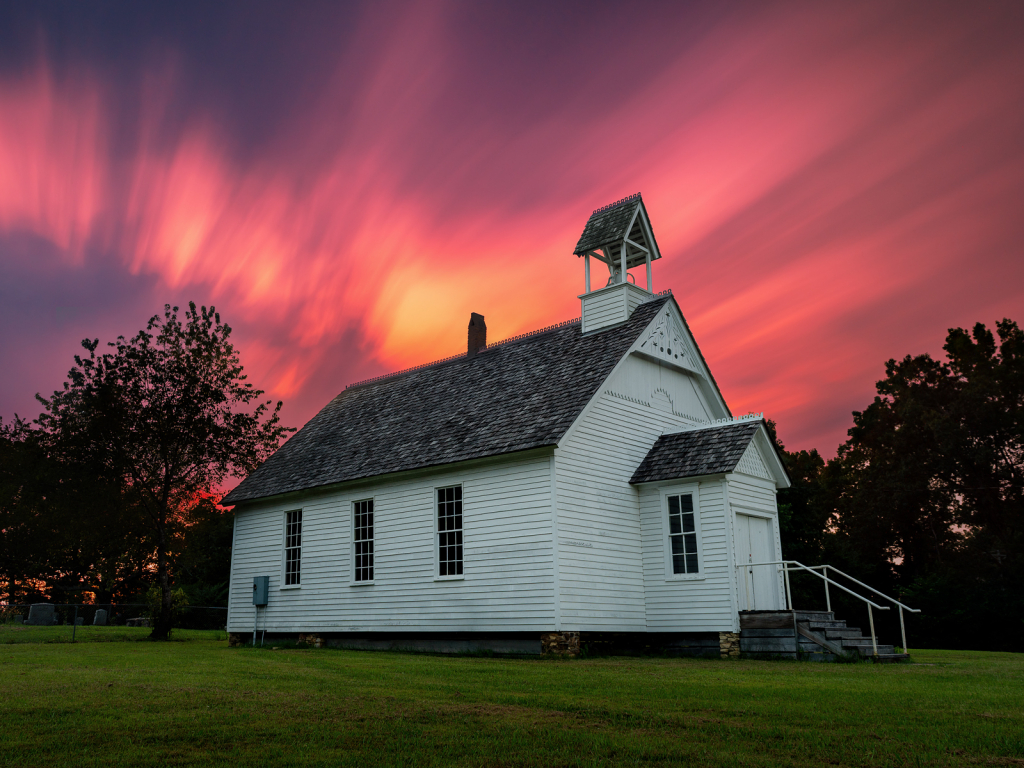Smyrna Church - website version - ID: 15815690 © Larry L. Redmon