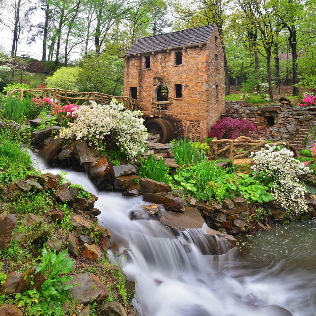 Old Mill - Website - ID: 15815707 © Larry L. Redmon