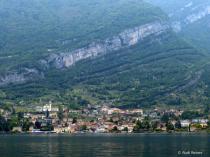 View across the lake, Lake Como IT