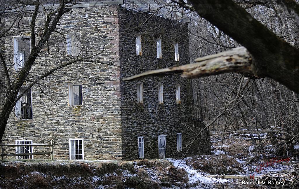 Black Hills Mill & Senica Creek Ruins