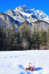 Cascade mountain ...