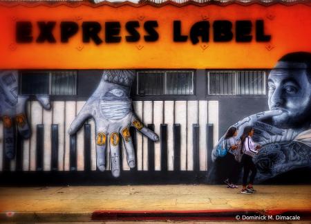 ~ ~ EXPRESS LABEL ~ ~