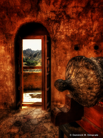 ~ ~ CANNON BY THE DOORSTEPS ~ ~