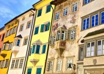 Italian Apartment Windows