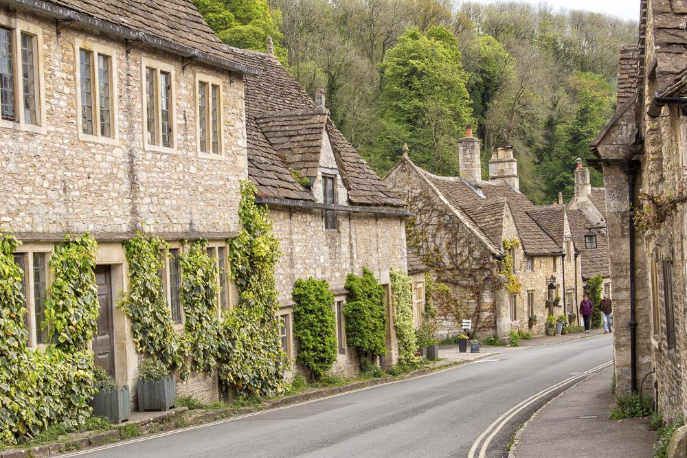 Castle Combe Village, UK