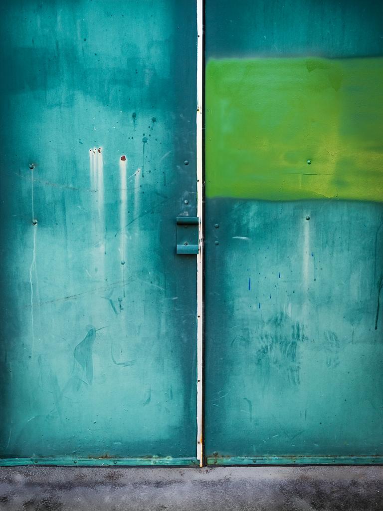 Rothko in Maine - Bath, ME - ID: 15817370 © Martin L. Heavner