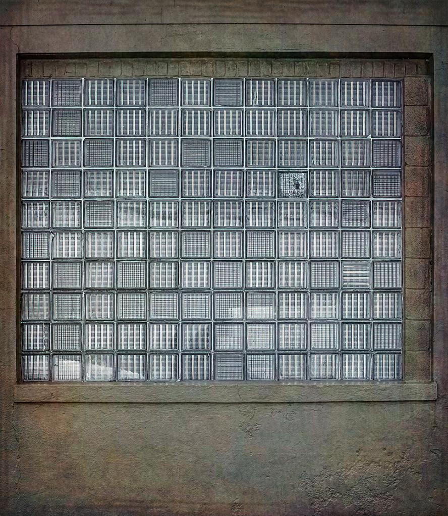 Block Window Study - Cumberland, MD - ID: 15817375 © Martin L. Heavner