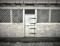 Stable Door, Pry Farm - Antietam Battlefield