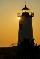 sunrise at Edgartown Lighthouse