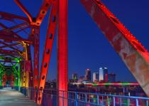 Junction Bridge Colors