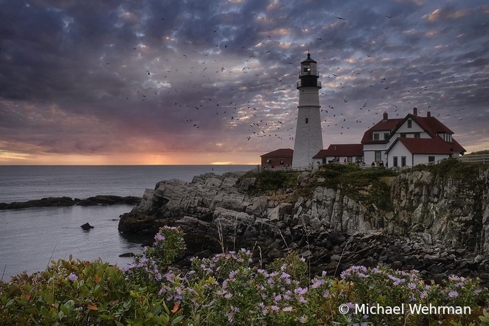 Portland Head Lighthouse - ID: 15817472 © Michael Wehrman
