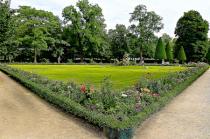 Symetrical Garden