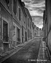 Streets of Joigny