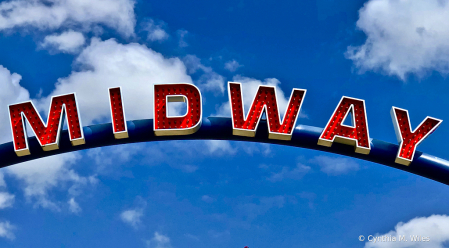 Midway at Texas State Fair
