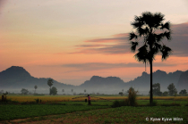 Early Morning of Hpaan