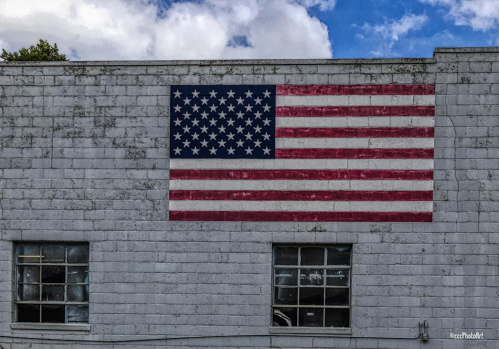 Grand Old Flag - ID: 15818756 © Candice C. Calhoun