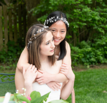 Yumiko and Jessi Get Married