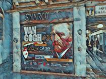 Van Gogh Meets Picasso