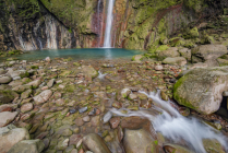 Hiden Treasure waterfall