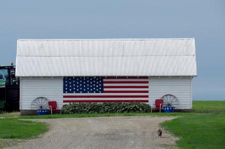 Patriotic Building