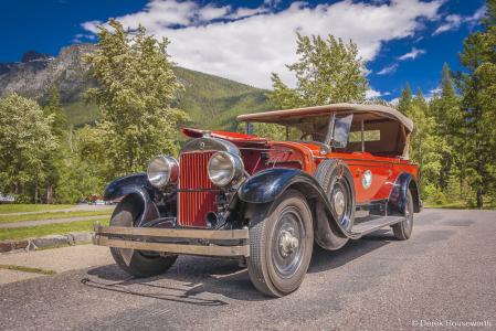 1927 Cadillac Phaeton Touring Car