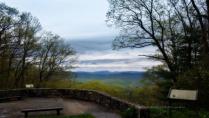 Shenandoah Mtn overlook
