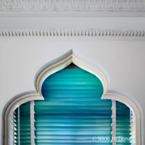 Venetian Gothic Window