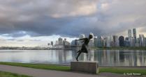 Quiet city, Vancouver BC