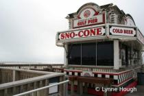 Old snack bar, Pensacola Beach