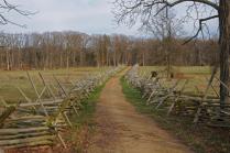 Gettysburg Road Symmetry II