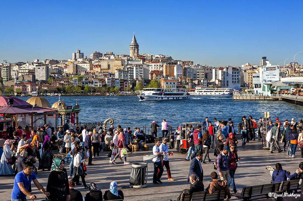 Waterfront - Istanbul - Good Old Days
