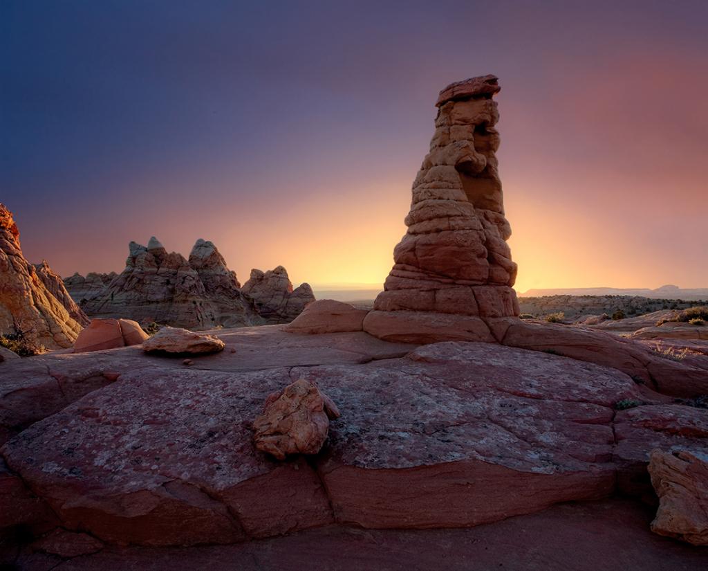 Coyote Butte Sunrise