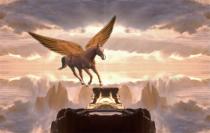 Chestnut Pegasus