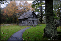 Puckets Cabin on the Blue Ridge Pkwy...
