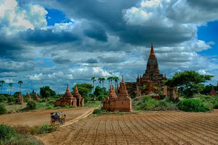 Beautiful Bagan